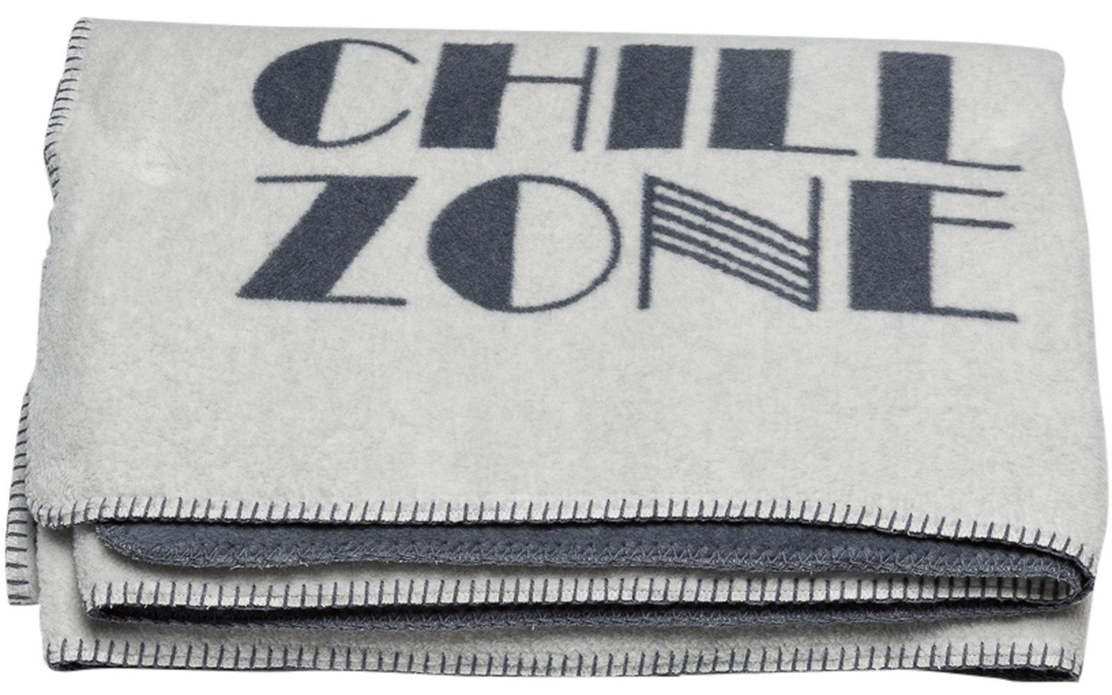 """SAVONA throw """"chill zone"""""""