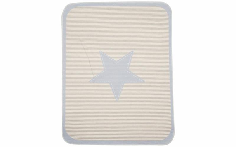 "JUWEL baby blanket ""star"""