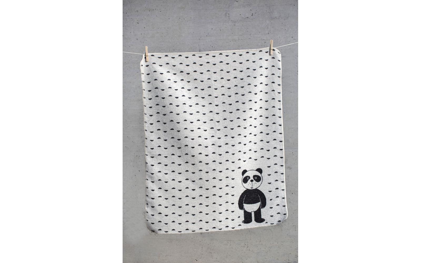 "JUWEL Babydecke ""Pandabär"""