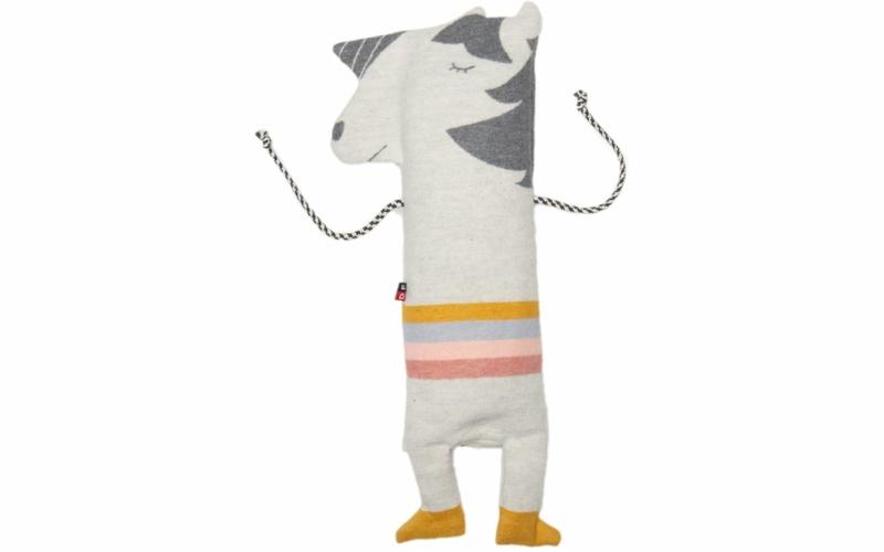 """JUWEL SET Decke in der Puppe """"Einhorn"""""""