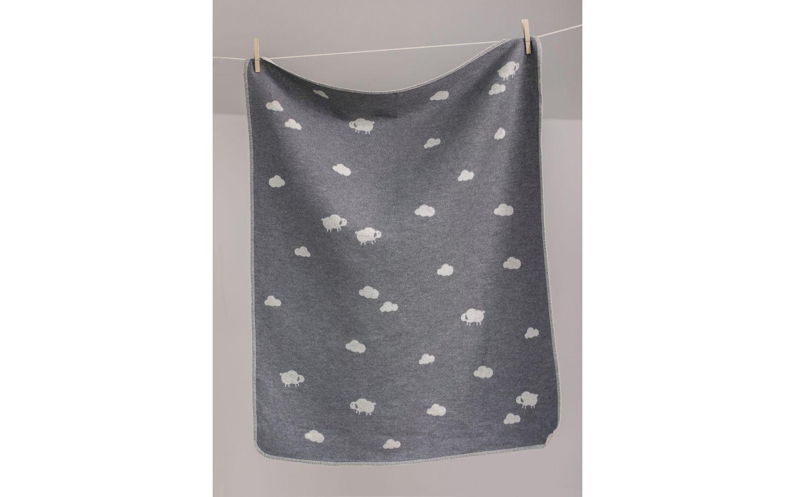 """JUWEL SET Decke in der Puppe """"Wolf"""""""