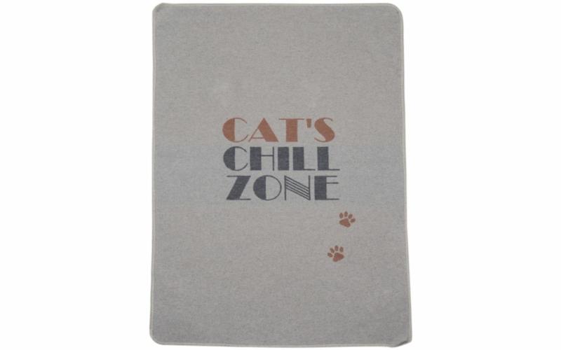 """Haustierdecke """"cat's chillzone"""""""