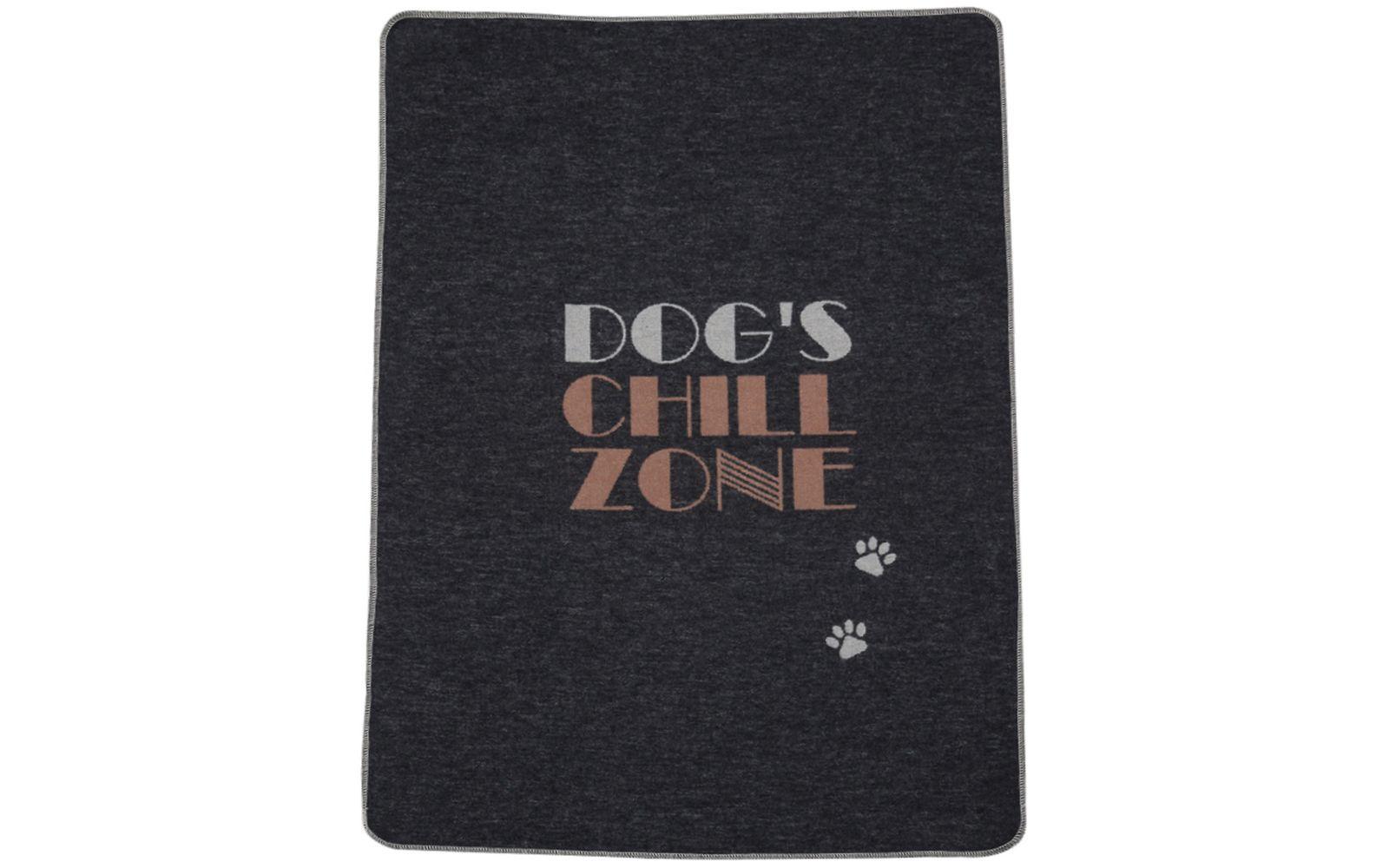 """Haustierdecke """"dog's chillzone"""""""