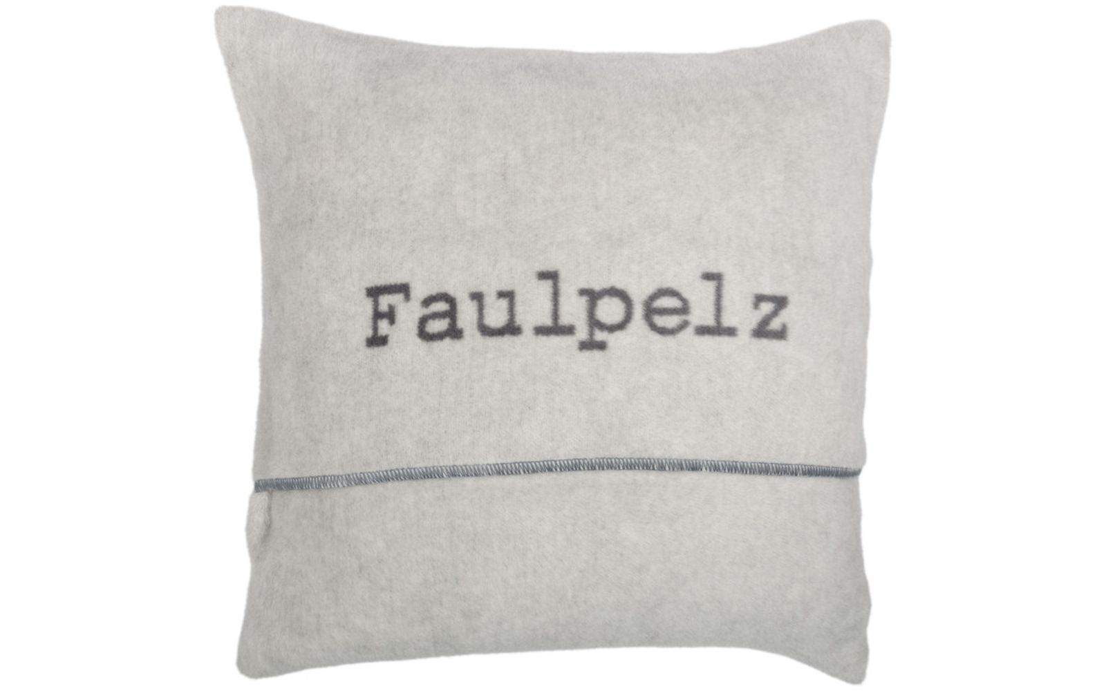 "VERONA cushion cover ""faulpelz"" (=sloth)"