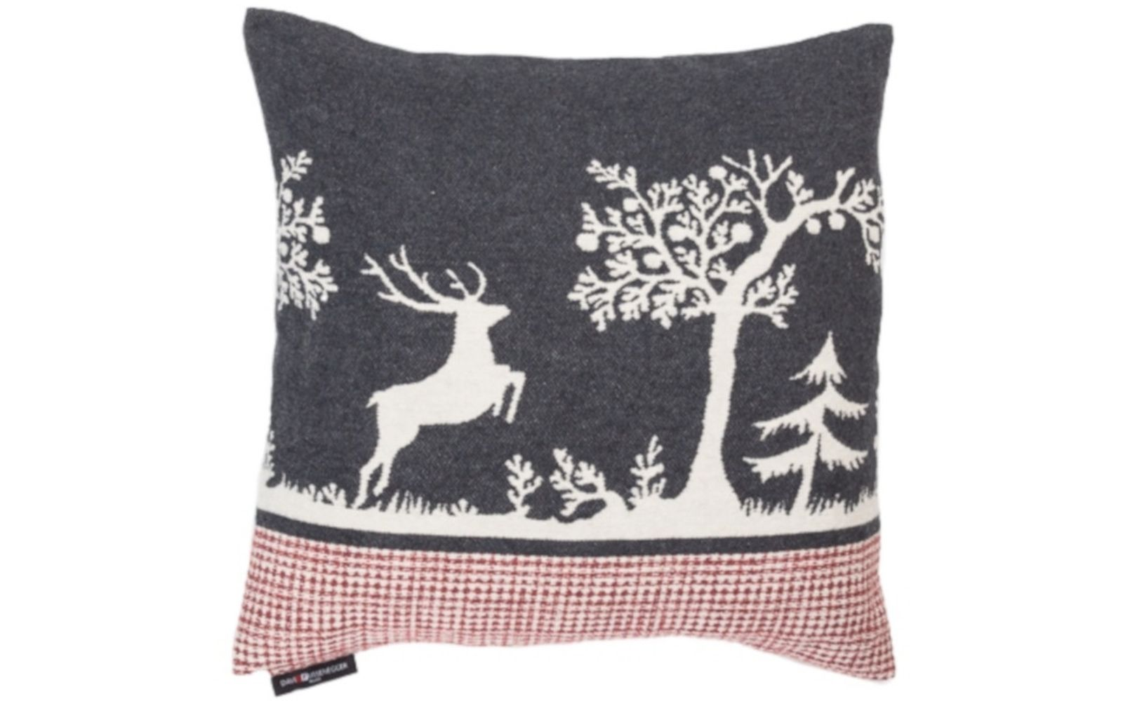 "NOVA cushion cover ""alpine style forest life"""