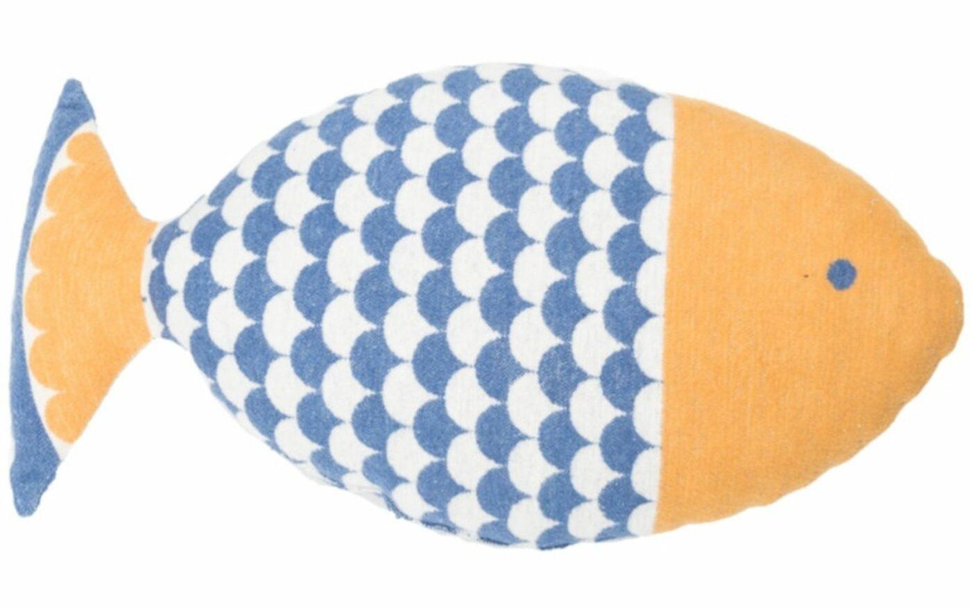 SILVRETTA cushion FISH (incl. filling)