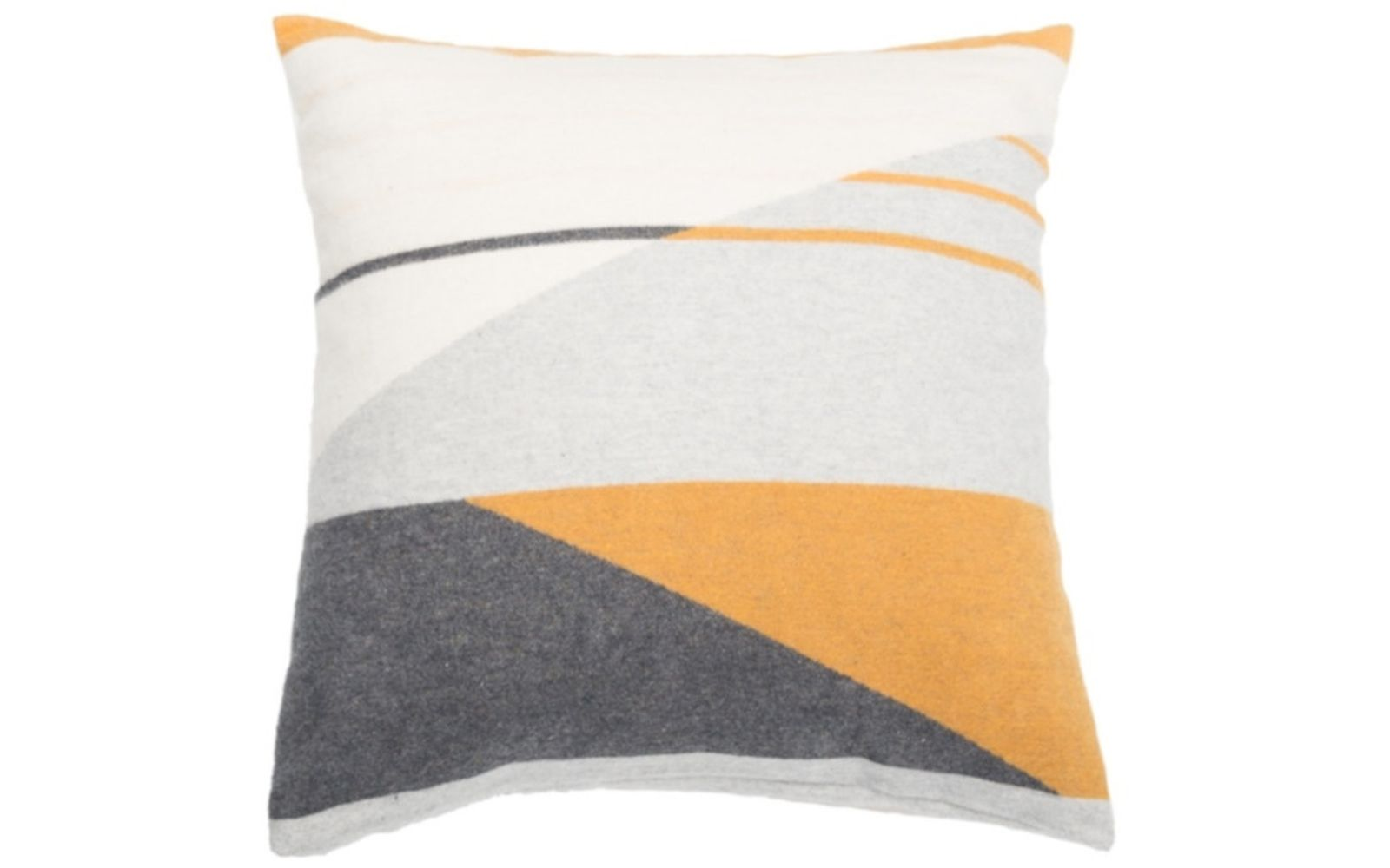 cushion cover JADE 100% org. cotton (GOTS), graphic-lines