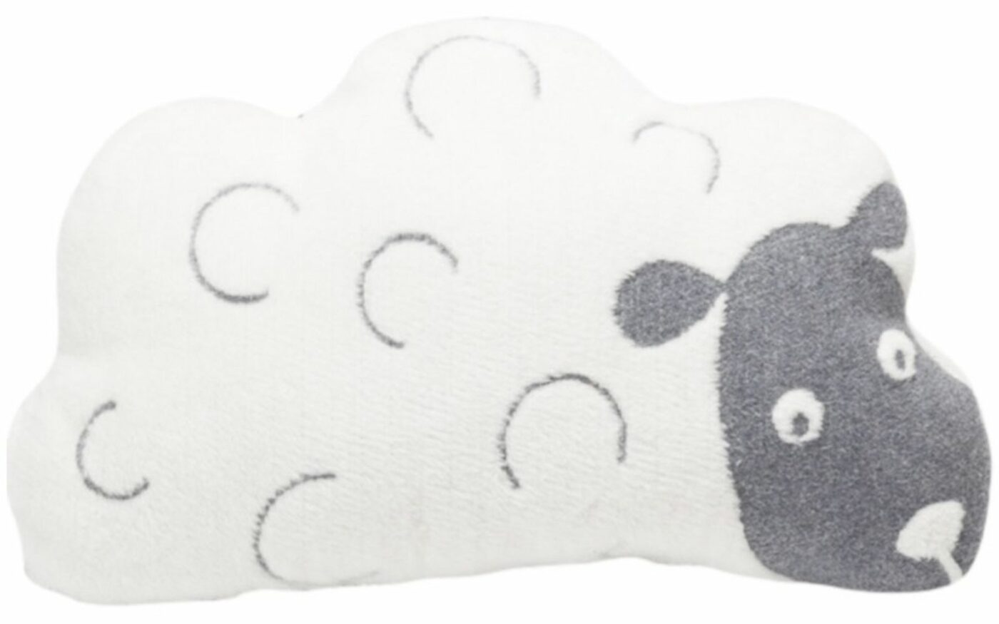 cushion cover DECO – sheep (incl. filling)