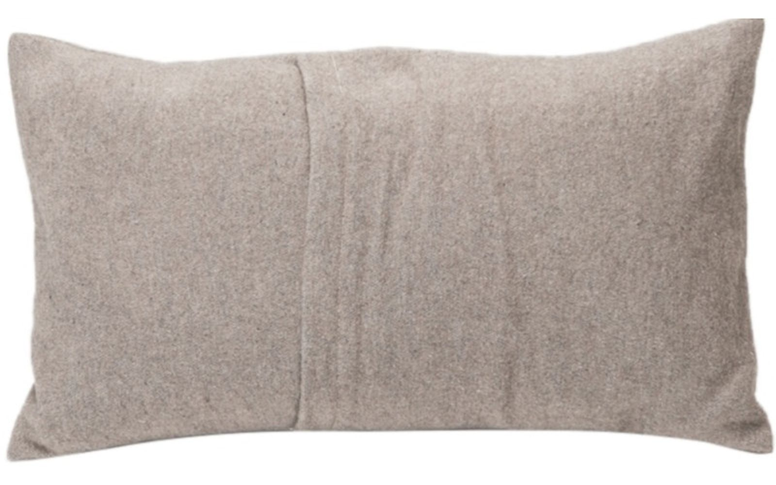 cushion cover SILVRETTA – Stubenhocker (= homebody)