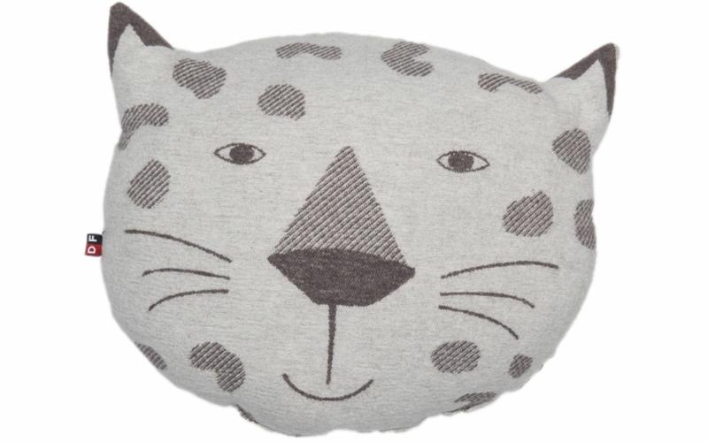 "JUWEL cushion  ""leopard"" incl. filling"