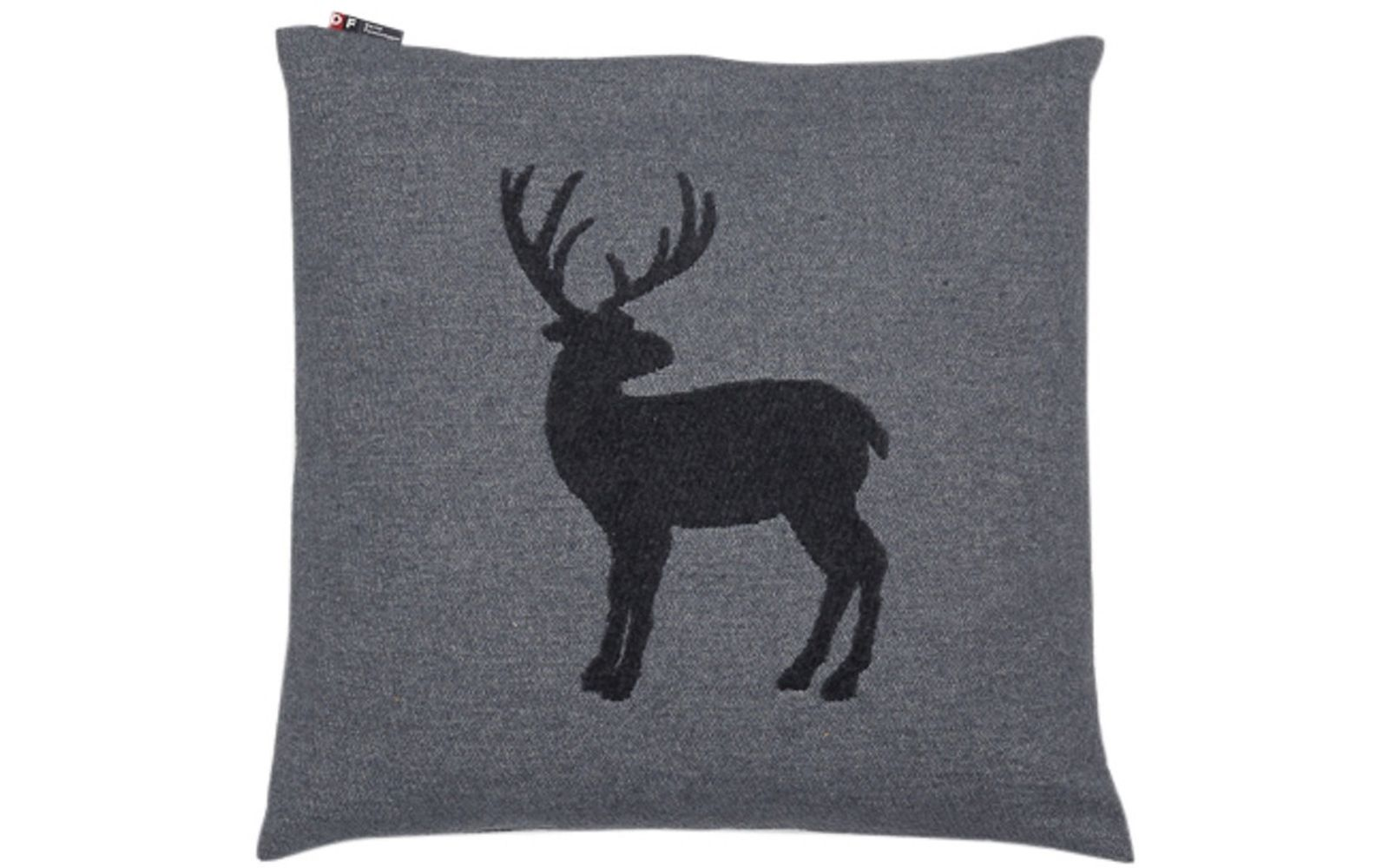 "DECO cushion cover ""stag"""