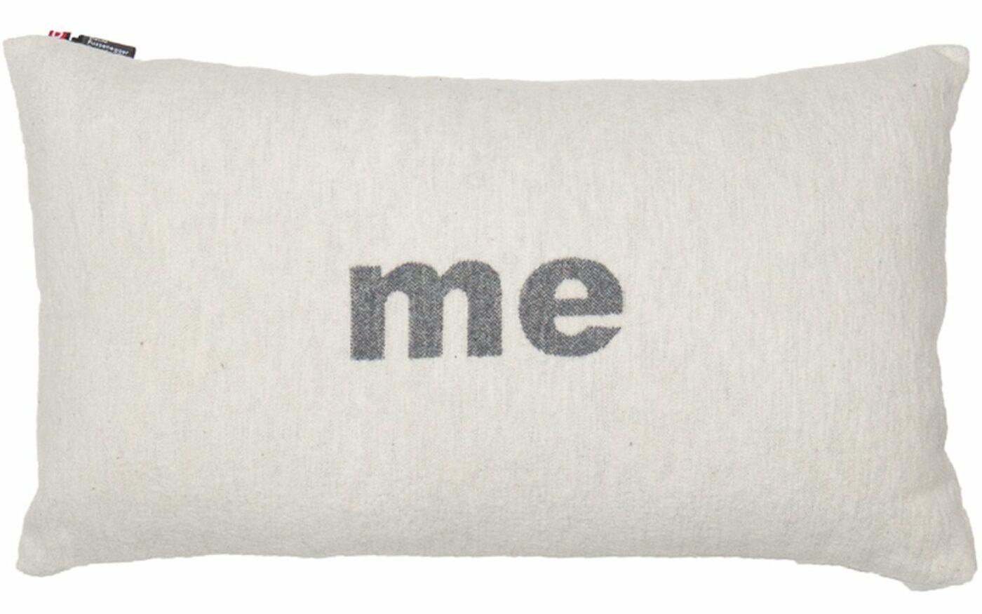 """cushion cover SILVRETTA """"me"""""""