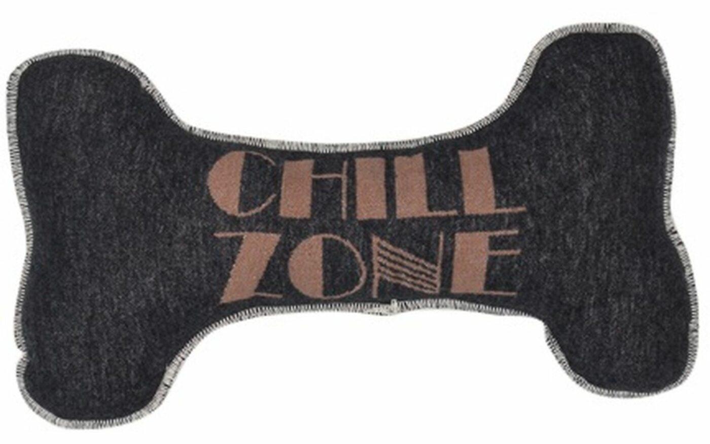 """Hundeknochen """"dog's chillzone"""" inkl. Füllung, groß"""
