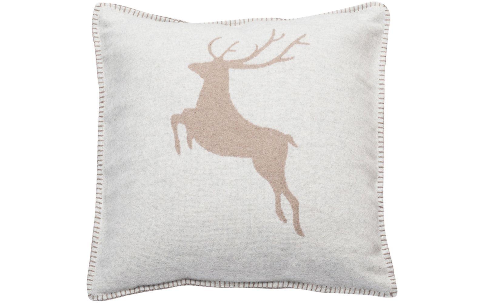"SYLT cushion cover ""stag"""