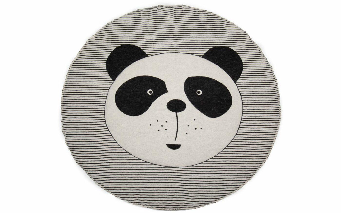"""JUWEL gefütterte Krabbeldecke """"Pandabär"""""""