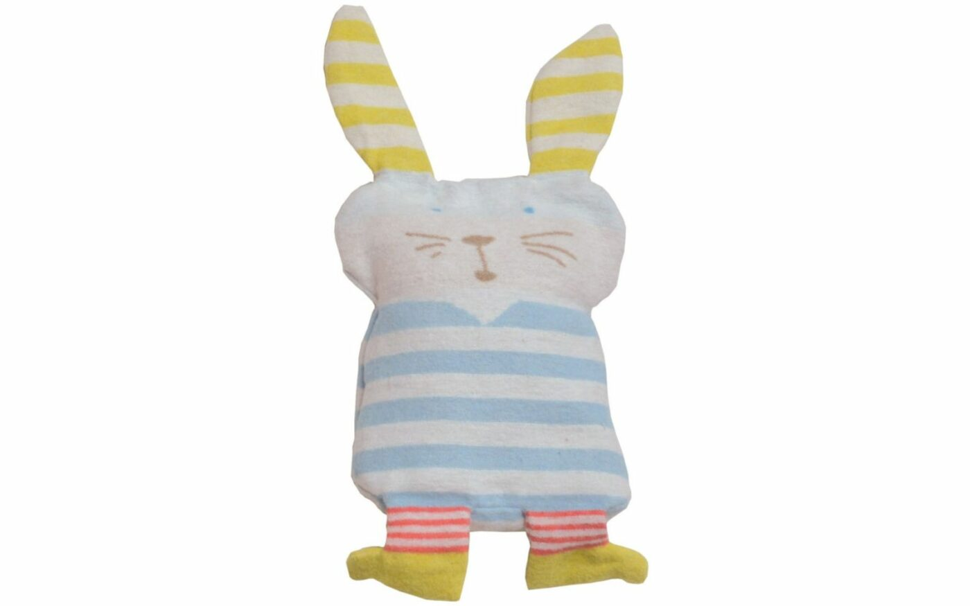 """JUWEL seed cushion """"bunny"""" with spelt filling"""