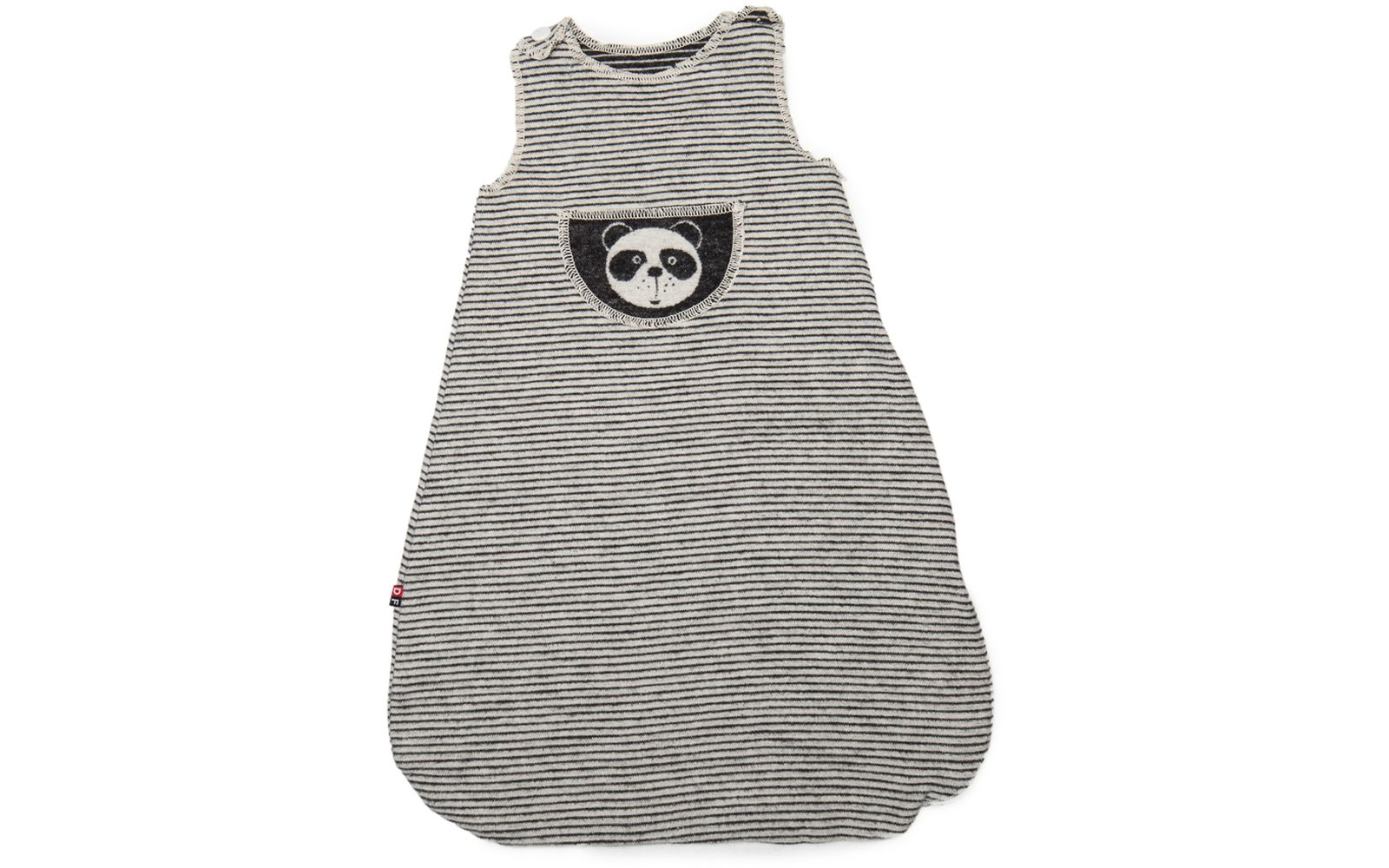 "JUWEL sleeveless bunting ""panda"" up to 2 yrs."