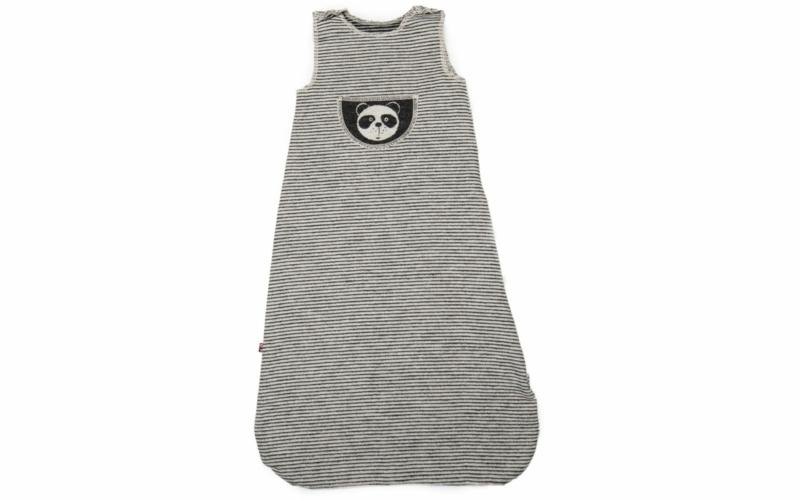 "JUWEL sleeveless bunting ""panda"" up to 1 yr."