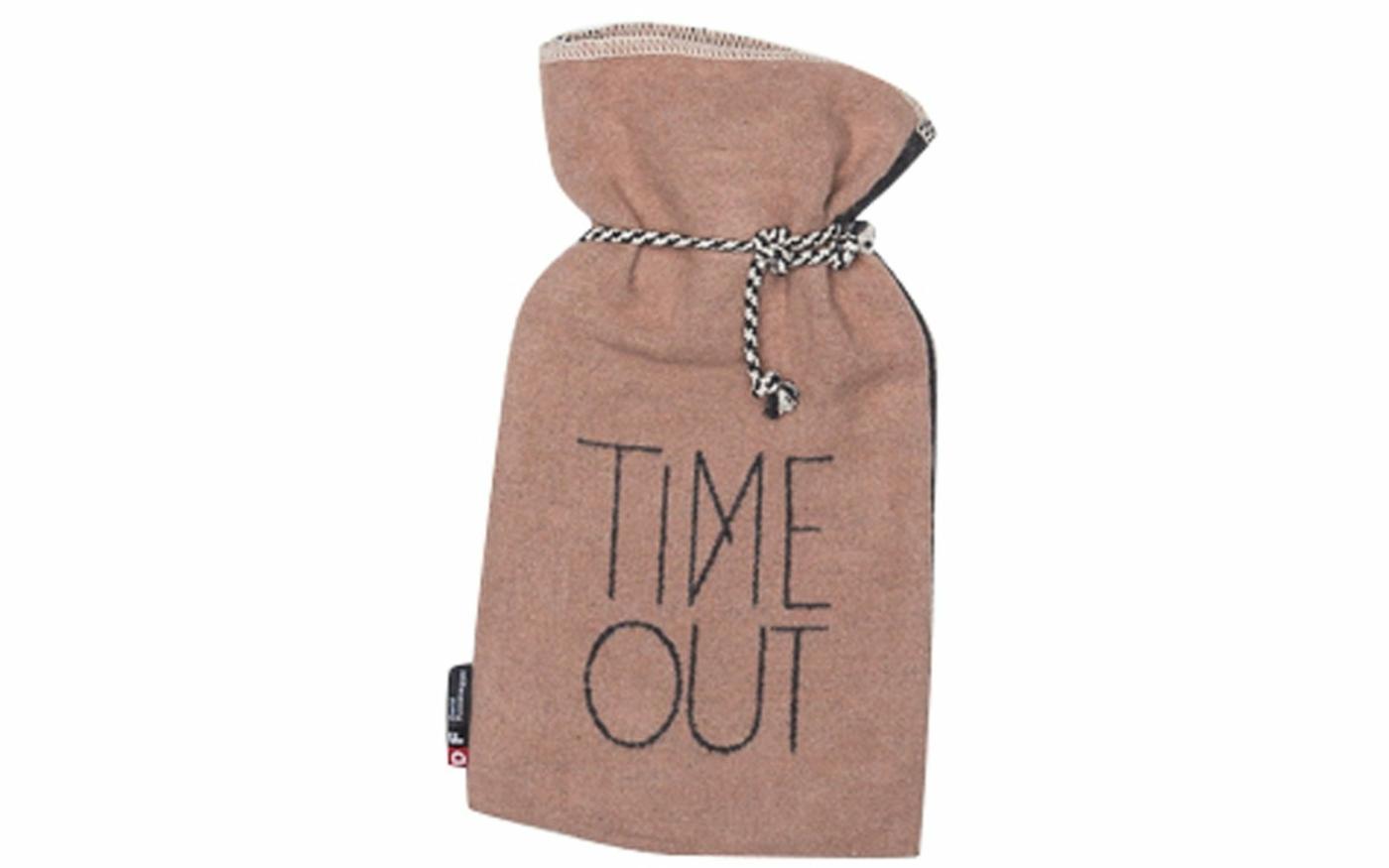 """SILVRETTA Wärmeflasche """"time out"""""""
