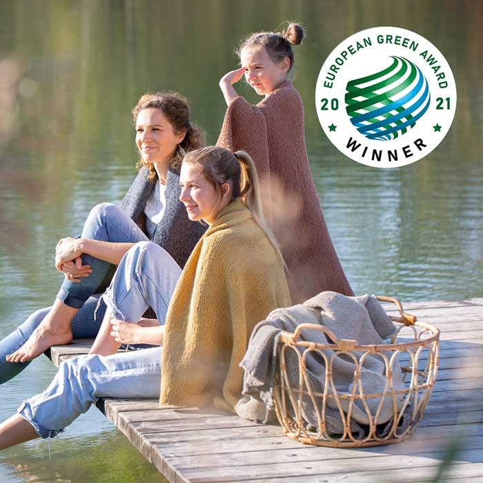 LOFT gewinnt den European Green Award 2021